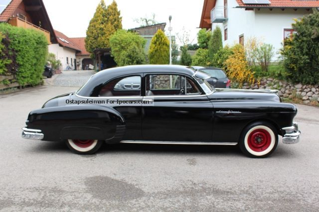 1950 pontiac chieftain silver streak 8 very good condition for 1950 pontiac 2 door