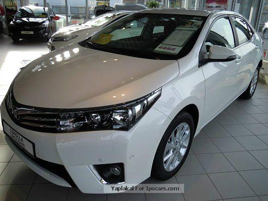 2012 Toyota  Corolla 1.6 Automatic Valve Life Plus Saloon New vehicle photo