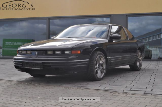 1994 Oldsmobile  Cutlass Supreme 3.1 SFI V6 COUPE ** Climate leather ** Sports Car/Coupe Used vehicle photo