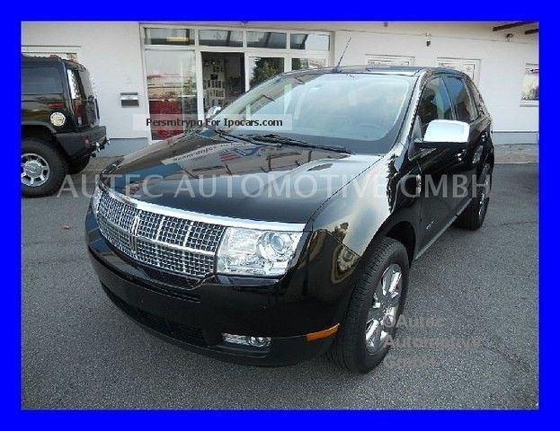 2010 Lincoln  MKX AWD 3.5L V6 Off-road Vehicle/Pickup Truck Used vehicle photo
