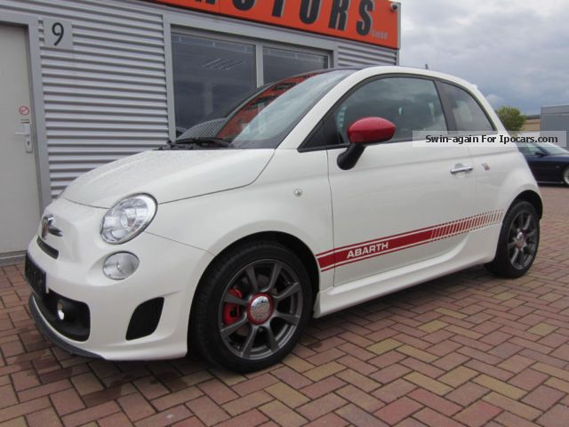 2014 Abarth  500C * XENON * Cabriolet / Roadster Used vehicle photo
