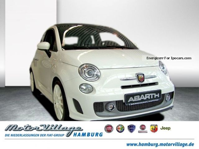 2012 Abarth  595 Turismo 1.4 T-Jet 160HP Saloon New vehicle photo
