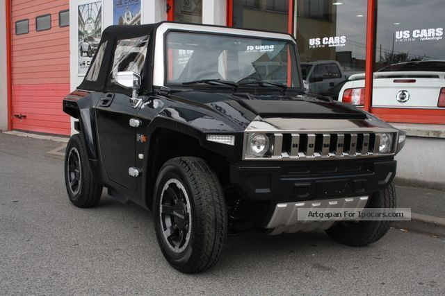 Hummer  MINI HXT HOMOLOGUE ROUTE SANS PERMIS 2014 Electric Cars photo