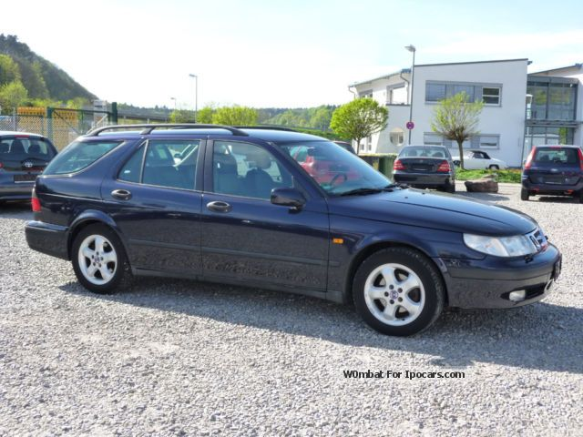 2000 Saab  9-5 ** Features ** great checkbook ** Estate Car Used vehicle photo