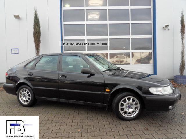 1998 Saab  2.3i SE + Klimaautom. + Leather + Absolute TOP CONDITION + Saloon Used vehicle photo