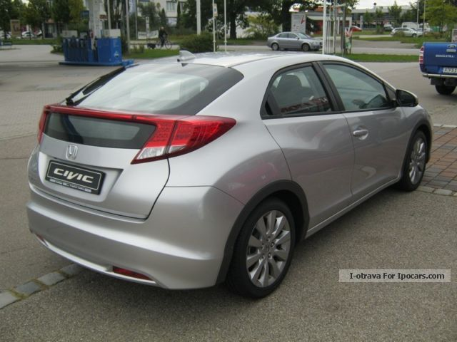 2014 honda civic 1 8 i vtec sport navi car photo and specs. Black Bedroom Furniture Sets. Home Design Ideas