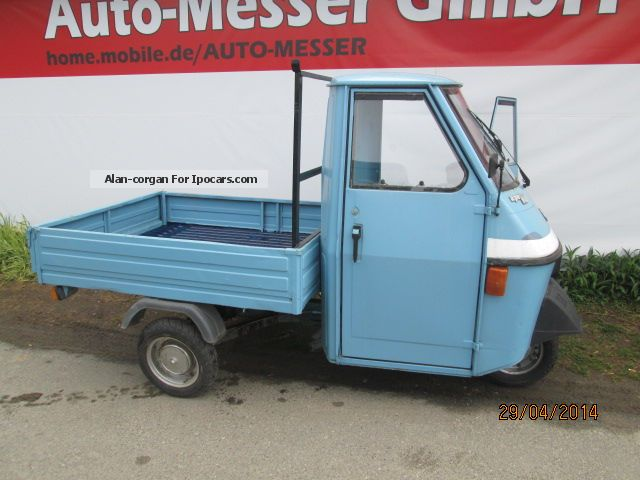 1985 Piaggio  APE Other Used vehicle (  Accident-free ) photo