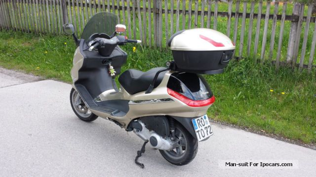 2006 Piaggio  X8 200 Other Used vehicle(  Accident-free) photo
