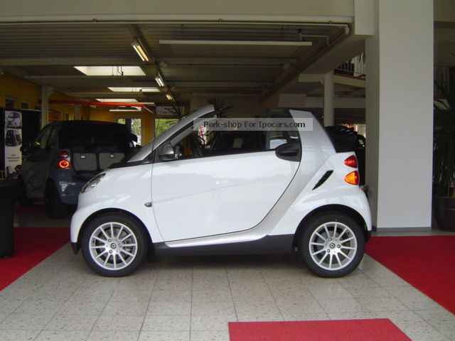 2010 smart 117 ps 180 km h air lowering sitzhzg car. Black Bedroom Furniture Sets. Home Design Ideas