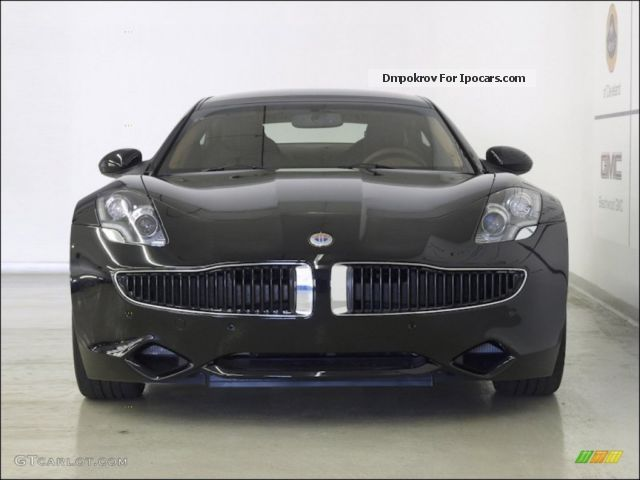 Fisker  Karma Ecosport 2014 Hybrid Cars photo