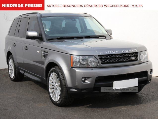 2010 Other  LAND ROVER Range Rover Off-road Vehicle/Pickup Truck Used vehicle photo