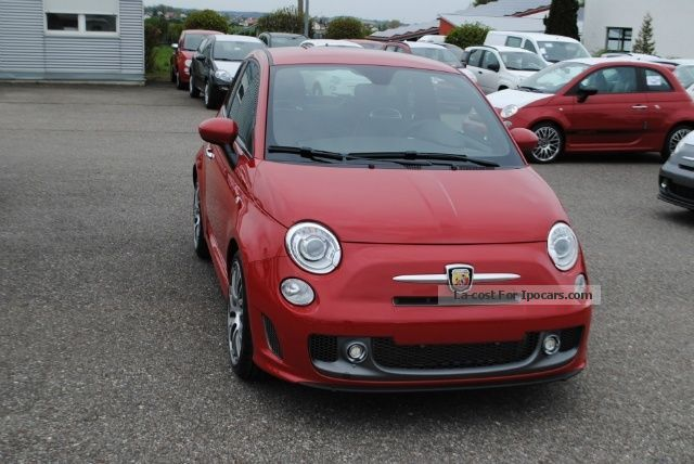 2012 Abarth  595 Turismo 1.4 16V Small Car New vehicle photo
