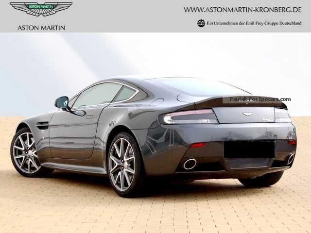 2013 Aston Martin V8 Vantage S Sportshift Sp10 Car Photo And Specs