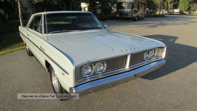 Dodge  Coronet Hardtop excellent condition 1966 Vintage, Classic and Old Cars photo
