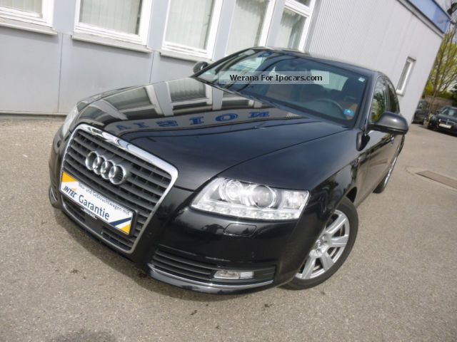 2011 Audi  A6 2.7TDI Multitronic Exclusive Leather Navi Xenon Saloon Used vehicle photo