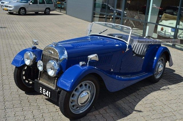 Morgan  4/4 1.3 Cabriolet 1949 Vintage, Classic and Old Cars photo