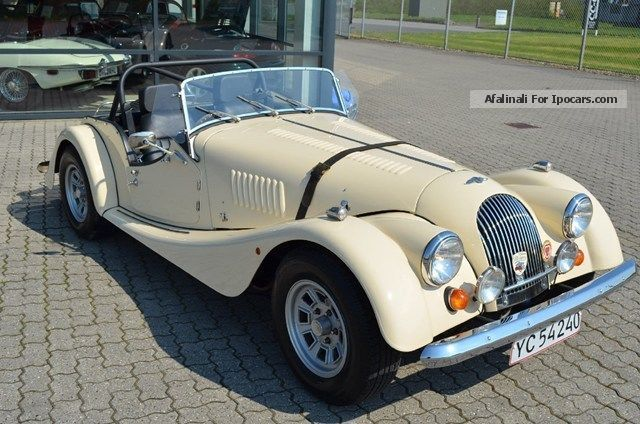 Morgan  Plus 8 3.5 2 seater 1977 Vintage, Classic and Old Cars photo