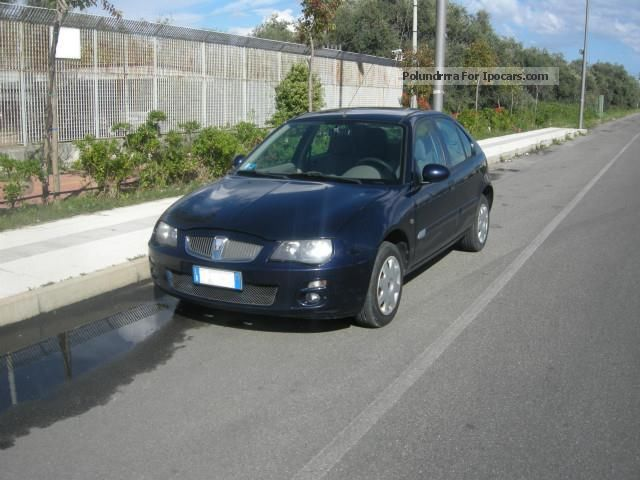 2005 rover 25 turbodiesel 113cv 5 porte car photo for Porte saloon