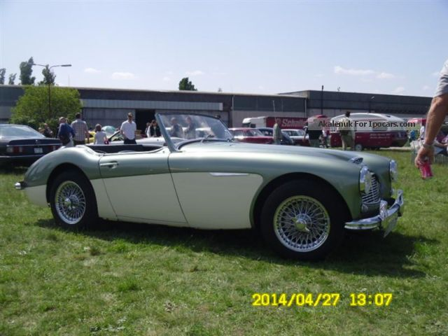 Austin Healey  BT 7 1961 Vintage, Classic and Old Cars photo