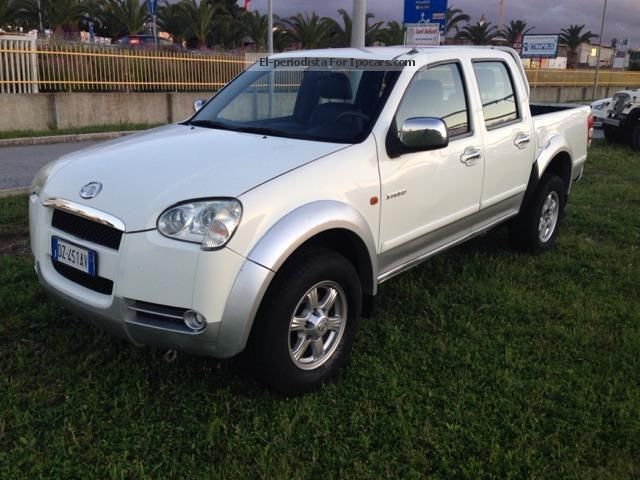 Other  Great Wall Steed DC 2.4 GPL Luxury 2009 Liquefied Petroleum Gas Cars (LPG, GPL, propane) photo