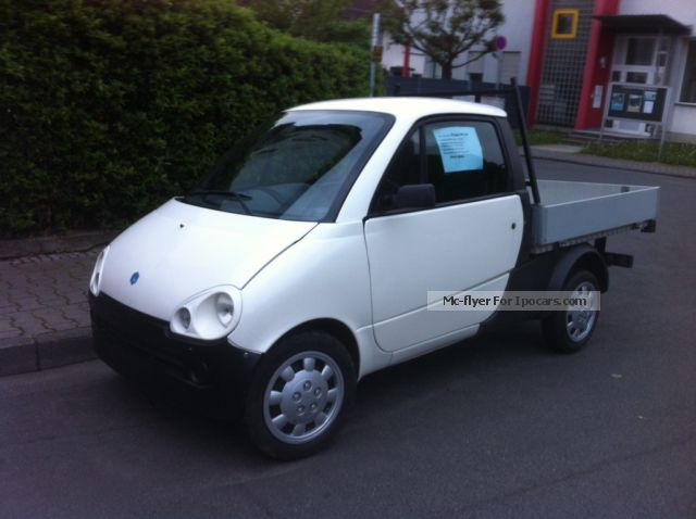 2007 Piaggio  Small motor vehicle pickup Off-road Vehicle/Pickup Truck Used vehicle (  Accident-free ) photo