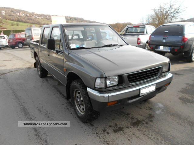 1993 Isuzu  Campo 2.5 diesel Sportscab Pick-up LS 4x4 Off-road Vehicle/Pickup Truck Used vehicle photo