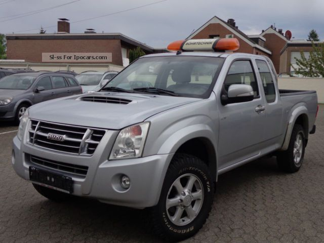 Isuzu 4x4 Off-Road Trucks