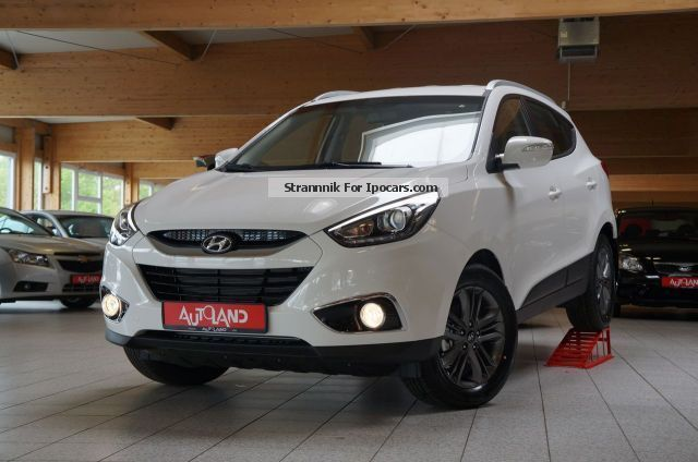 2014 Hyundai  ix35 1.6 GDI new Mod AAC T-leather PDC SHZ Off-road Vehicle/Pickup Truck Pre-Registration(  Accident-free) photo