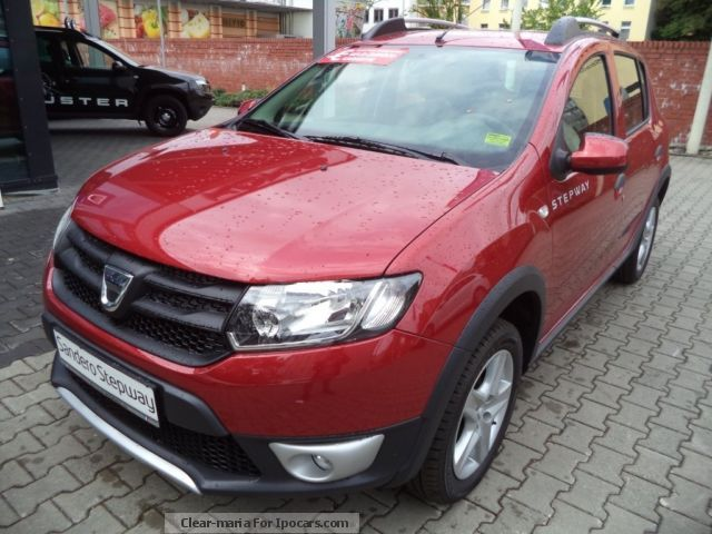 2014 dacia sandero stepway ambiance dci 90 air. Black Bedroom Furniture Sets. Home Design Ideas