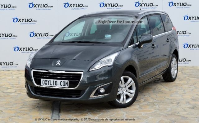 2012 peugeot 5008 2 0 hdi 150 allure bvm6 pack video camera car photo and specs. Black Bedroom Furniture Sets. Home Design Ideas