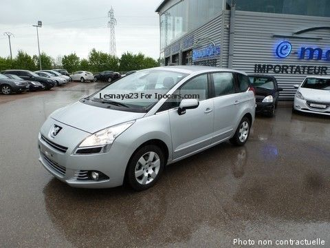 2012 peugeot 5008 active hdi 112 7places car photo and specs. Black Bedroom Furniture Sets. Home Design Ideas