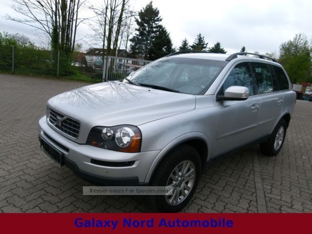 Volvo  XC 90 3.2 Machine Autogas / LPG / leather / PDC / Air 2007 Liquefied Petroleum Gas Cars (LPG, GPL, propane) photo