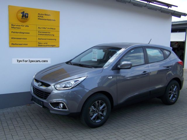 2014 Hyundai  ix35 2.0 2WD Auto SHZ Bluetooth \ Off-road Vehicle/Pickup Truck Used vehicle (  Accident-free ) photo