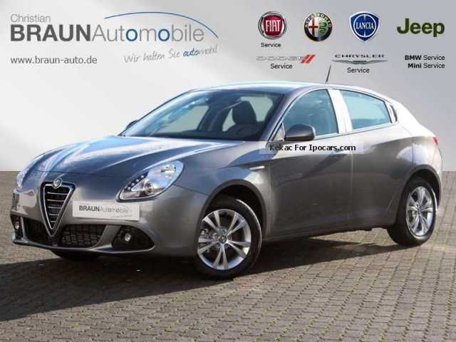 2013 Alfa Romeo  Giulietta 1.4 TB 16V Multiair Turismo Saloon Pre-Registration (  Accident-free ) photo
