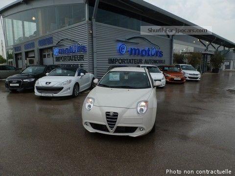 2012 Alfa Romeo  MiTo Distinctive JTDm 95 Start \u0026 Stop Saloon Used vehicle photo