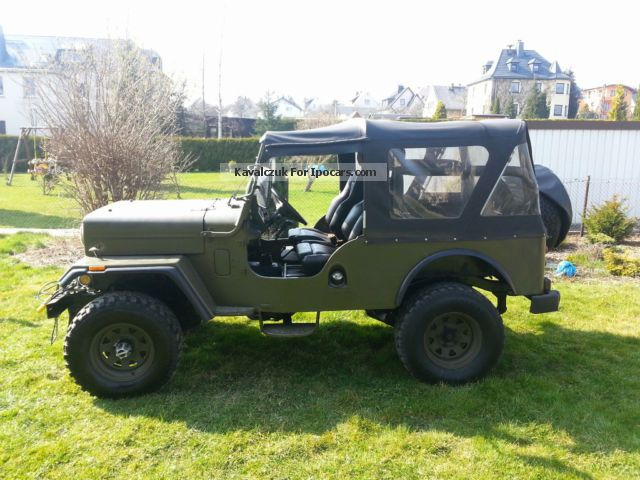 1994 Mahindra  CJ, also exchange for GAZ 69 or Wartburg 311 Off-road Vehicle/Pickup Truck Used vehicle(  Accident-free) photo