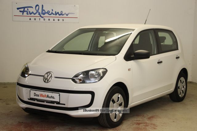2013 Volkswagen  Up! take 1.0l Small Car Used vehicle photo