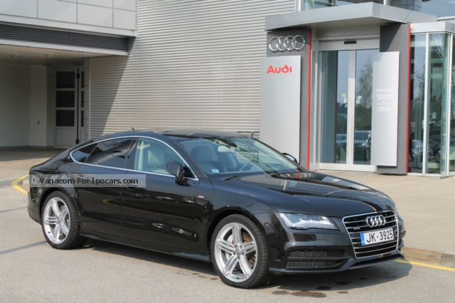 2013 Audi  A7 3.0 TDI quattro tiptronic 5year was FULL Sports Car/Coupe Used vehicle photo