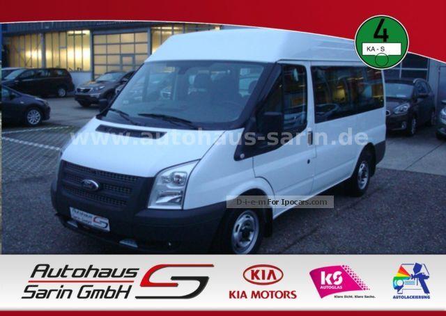 2013 Ford  TRANSIT BUS FT 280K 0.9-SEATER, AIR, ESP, FSE Van / Minibus Employee's Car photo