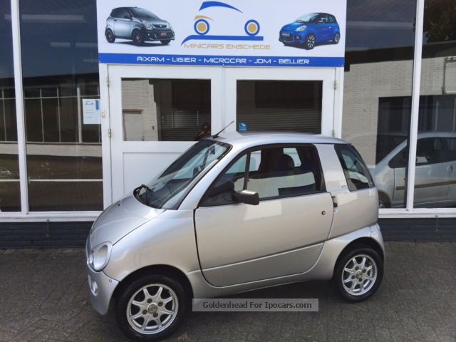 2004 Grecav Aixam Microcar Moped Auto Diesel 45km H From 16 Car Photo And Specs