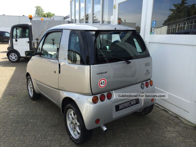 2004 grecav aixam microcar moped auto diesel 45km h from. Black Bedroom Furniture Sets. Home Design Ideas