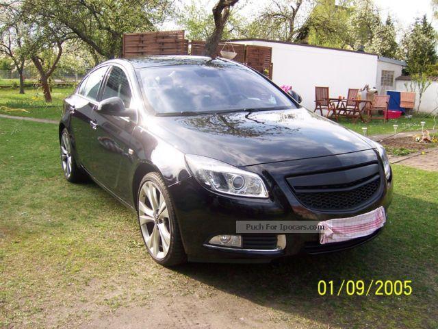 2008 opel insignia 2.0 turbo 4x4 aut. - car photo and specs