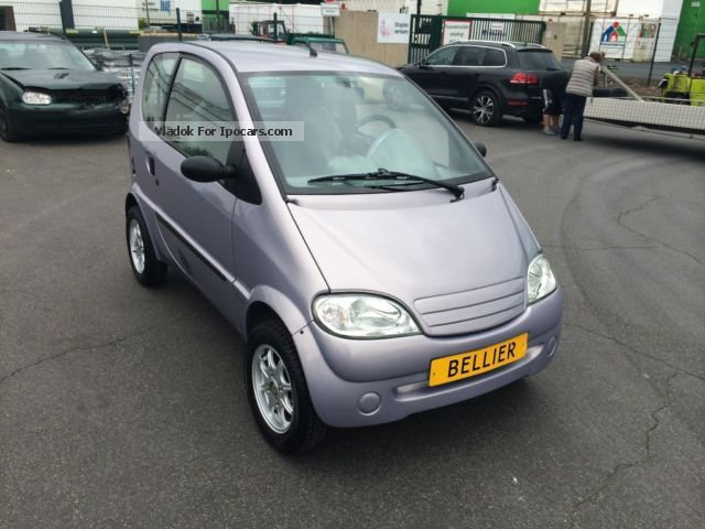2007 Aixam  Bellier Opale Small Car Used vehicle(  Accident-free) photo