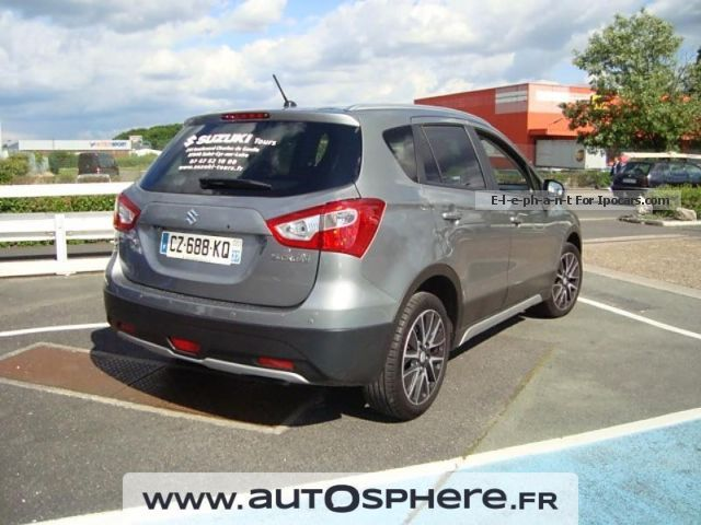 2013 suzuki sx4 s cross 1 6 ddis style car photo and specs. Black Bedroom Furniture Sets. Home Design Ideas