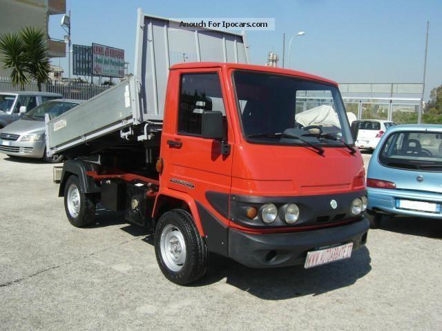 2003 Piaggio  Quargo EFFEDI GASOLONE RIBALTABILE TRILATERALE Other Used vehicle photo