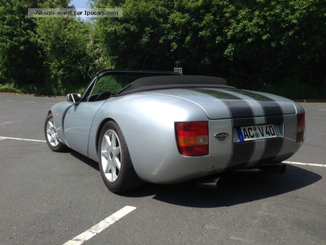 1995 TVR  Griffith Cabriolet / Roadster Used vehicle (  Accident-free ) photo