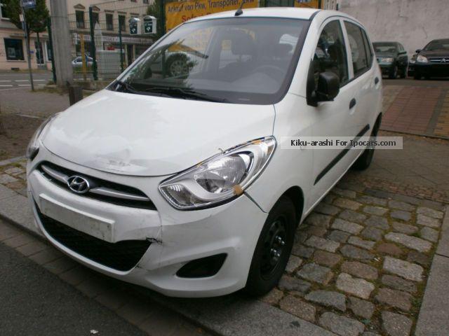 2013 Hyundai  i10 1.1 Classic Small Car Used vehicle( For business photo