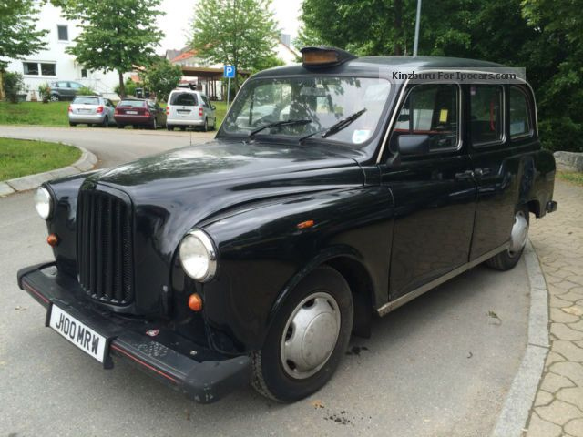 1995 Austin  London Taxi FX4 Saloon Used vehicle (  Accident-free ) photo