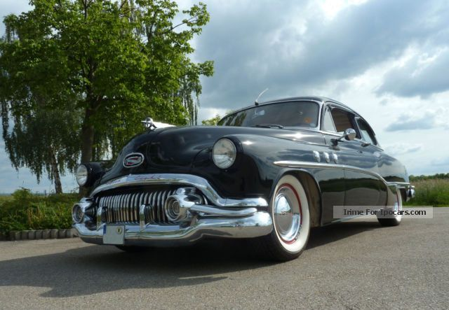 Buick  Special de luxe 1951 Vintage, Classic and Old Cars photo