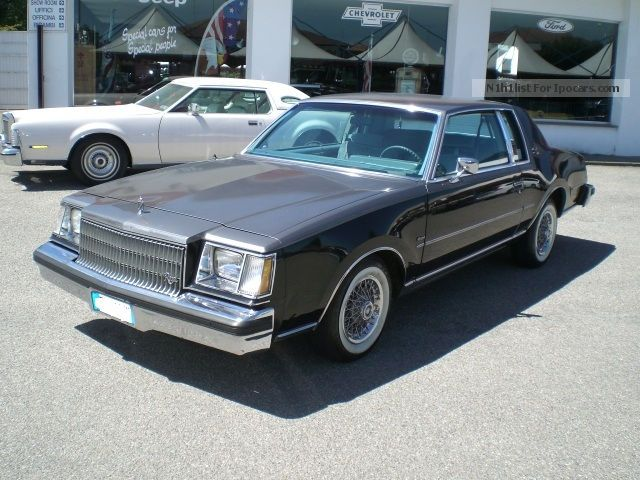 Buick  Regal LIMITD V8 1979 Vintage, Classic and Old Cars photo